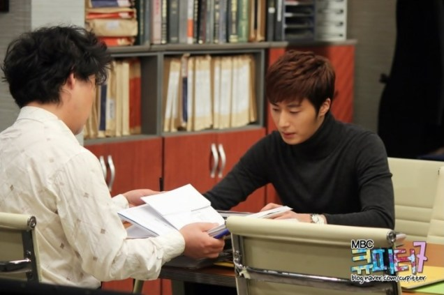 Jung Il-woo in Golden Rainbow Ep 14 C11