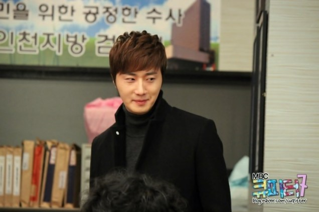 Jung Il-woo in Golden Rainbow Ep 15 C16