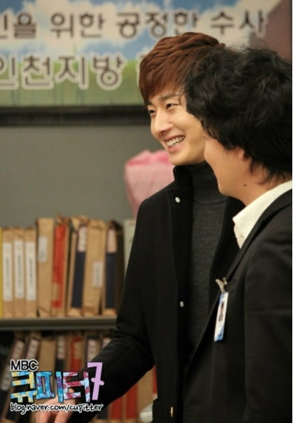 Jung Il-woo in Golden Rainbow Ep 15 C4