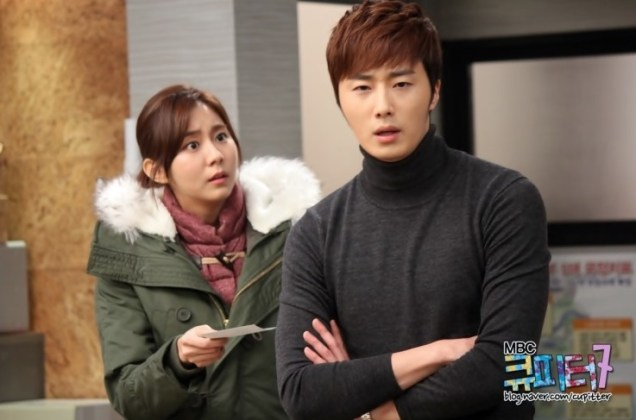 Jung Il-woo in Golden Rainbow Ep 14 C7