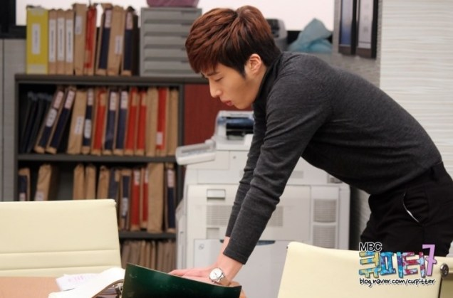 Jung Il-woo in Golden Rainbow Ep 14 C8