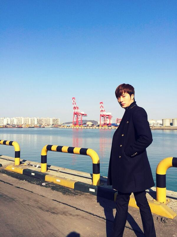 2014 02  Jung II-woo in photos he posted in various social media accounts. 22.jpg