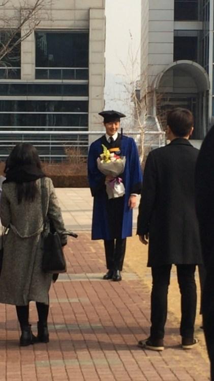 2014 2 20 Jung II-woo Graduation Extras 2