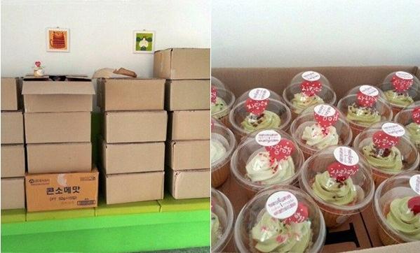 2014 5 5 Cupcake Donation