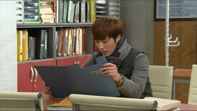 2014 Jung II-woo in Golden Rainbow Episode 22 21
