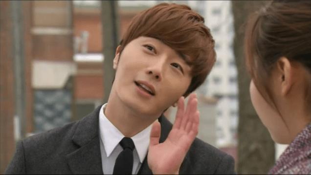 2014 Jung II-woo in Golden Rainbow Episode 22 6