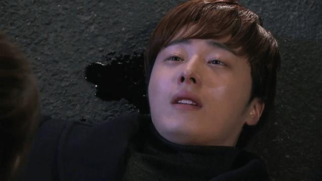 2014 Jung II-woo in Golden Rainbow Episode 24 12