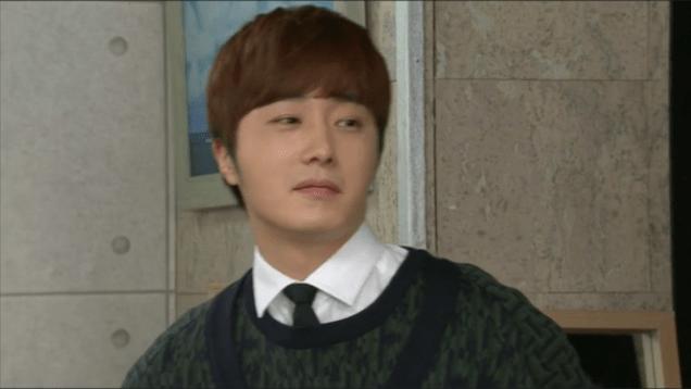 2014 Jung II-woo in Golden Rainbow Episode 26 7