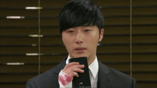 2014 Jung II-woo in Golden Rainbow Episode 31 3