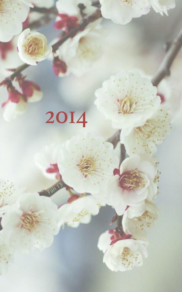 JIW 2014  Blossoms White