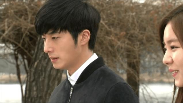 Jung II-woo in Golden Rainbow Episode 32 March 2014 1