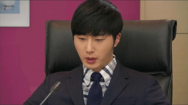 Jung II-woo in Golden Rainbow Episode 32 March 2014 10