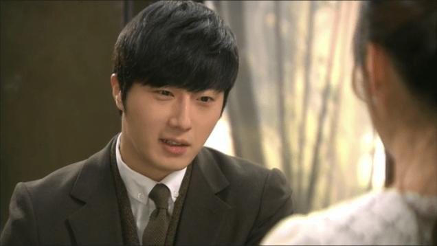 Jung II-woo in Golden Rainbow Episode 33 March 2014 14