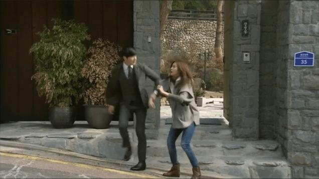 Jung II-woo in Golden Rainbow Episode 33 March 2014 28