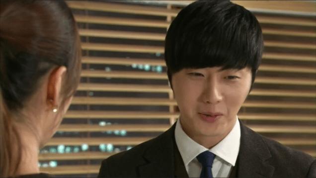 Jung II-woo in Golden Rainbow Episode 34 March 2014 20
