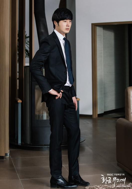 Jung II-woo in Golden Rainbow Episode 35 March 2014 3