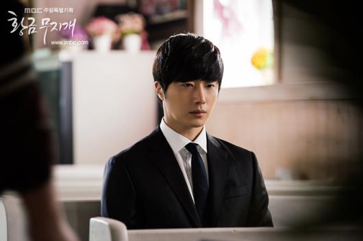Jung II-woo in Golden Rainbow Episode 35 March 2014 4