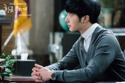 Jung II-woo in Golden Rainbow Episode 37 March 2014 6