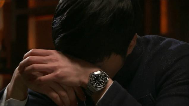 Jung II-woo in Golden Rainbow Episode 35 March 2014 6