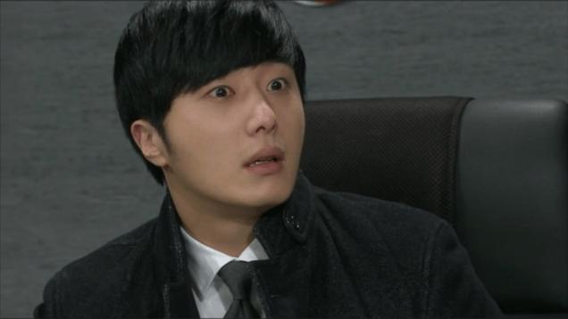 Jung II-woo in Golden Rainbow Episode 36 March 2014 17