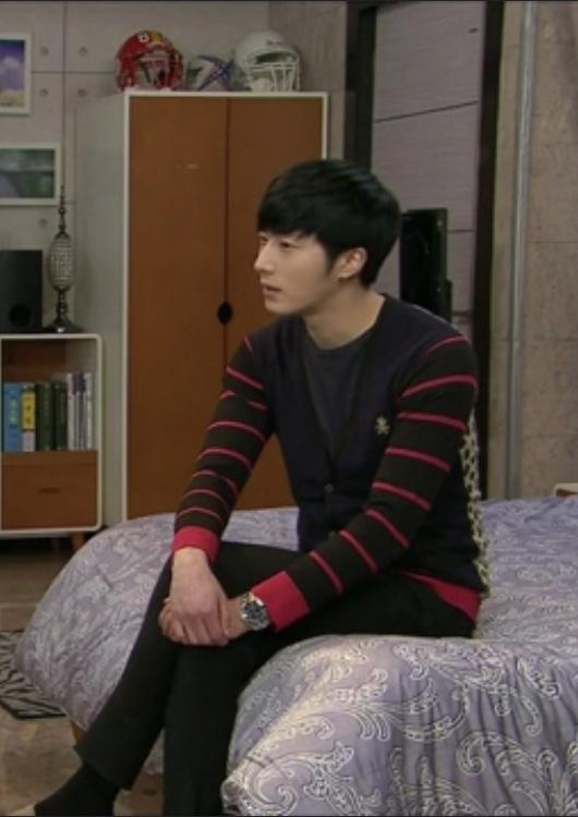 Jung II-woo in Golden Rainbow Episode 37 March 2014 9
