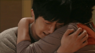 Jung II-woo in Golden Rainbow Episode 38 March 2014 23