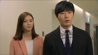 Jung II-woo in Golden Rainbow Episode 40 March 2014 1