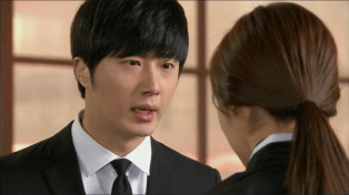 Jung II-woo in Golden Rainbow Episode 40 March 2014 13