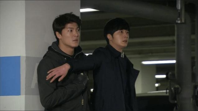 Jung II-woo in Golden Rainbow Episode 40 March 2014 22