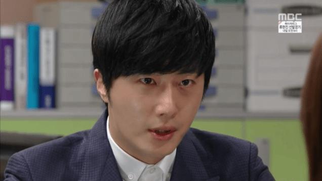 Jung II-woo in Golden Rainbow Episode 41 2