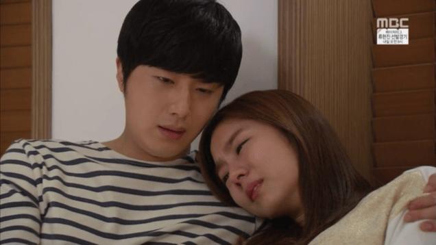 Jung II-woo in Golden Rainbow Episode 41 52