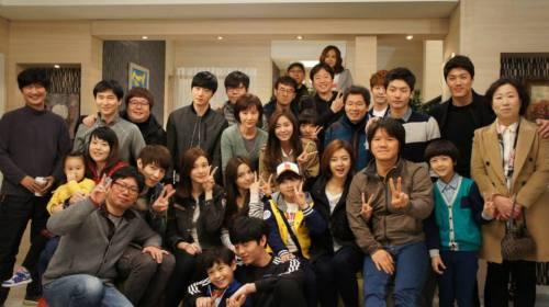 Jung II-woo in Golden Rainbow Last Days of Shooting 6