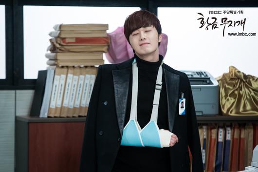Jung Il-woo in BTS Golden Rainbow Episode 25 6