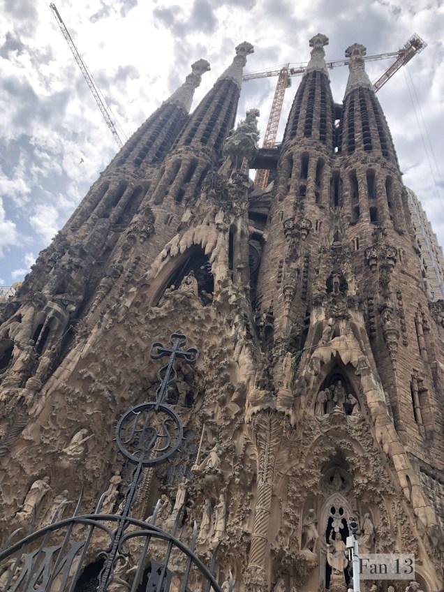 La Sagrada Familia by Fan13 July 2018 2