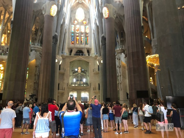 La Sagrada Familia by Fan13 July 2018 6