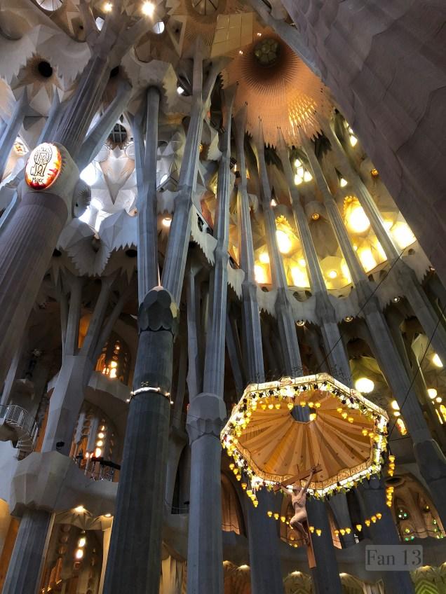 La Sagrada Familia by Fan13 July 2018 9