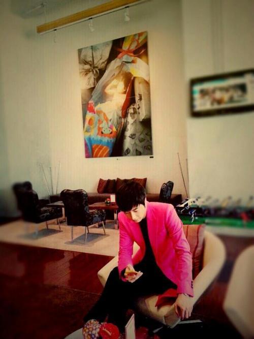 2014 5 27 Jung II-woo in Greet and Meet Holika Holika Greet and Meet 22