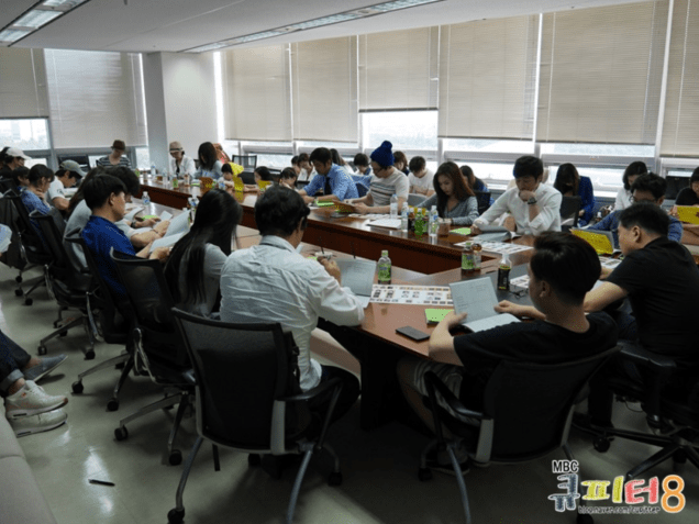 2014 6 12 Jung II-woo at the Night Watchman's Journal Script Reading by Cupitter9 11