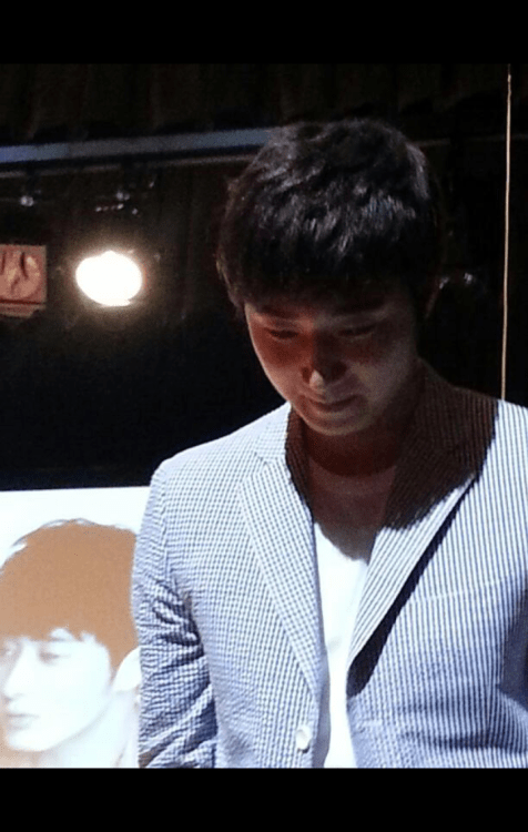 2014 6 7 Jung II-woo in Osaka Fan Meet Ilwoo Together 5