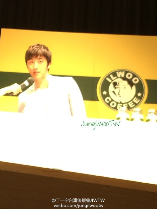 2014 6 7 Jung II-woo in Osaka Fan Meet Ilwoo Together 8