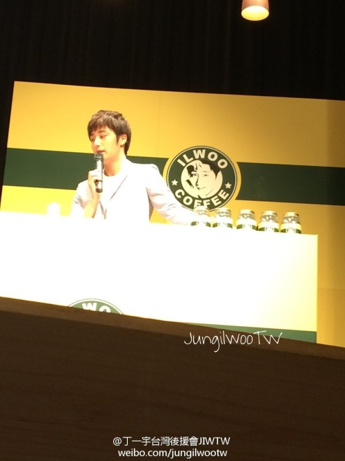 2014 6 7 Jung II-woo in Osaka Fan Meet Ilwoo Together 9