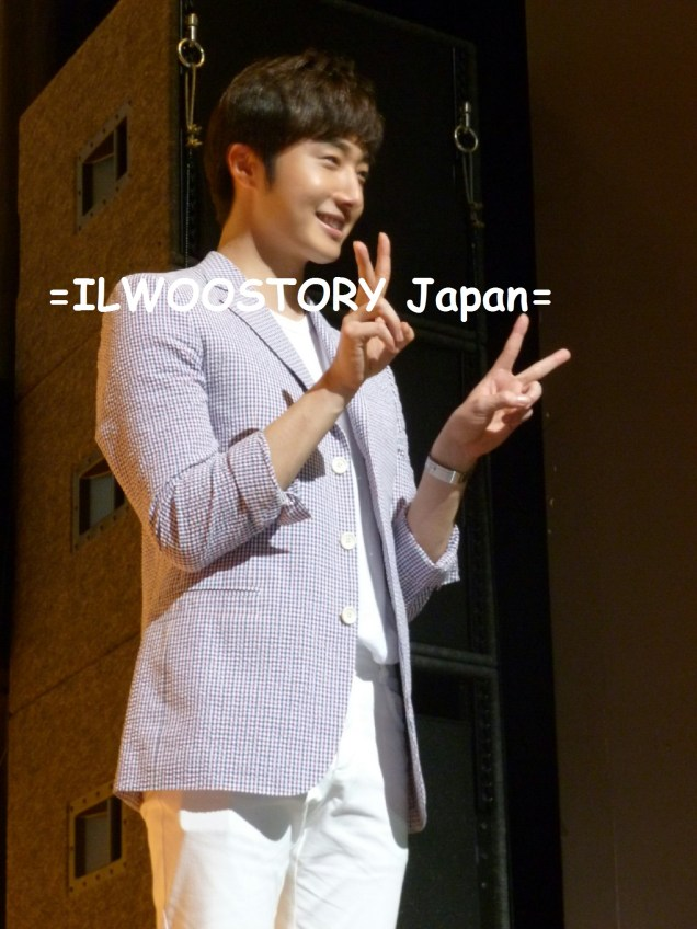 2014 6 8 Jung II-woo in Osaka Fan Meet Ilwoo Together 5.jpg