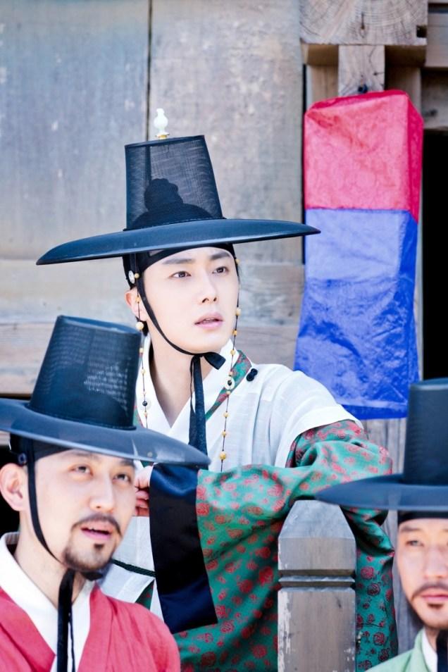 2014 7 29 Jung II-woo as Lee Rin, First Good Look 20
