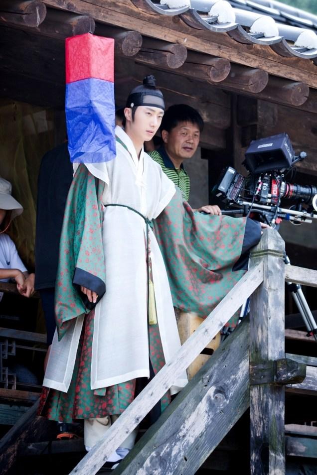 2014 7 29 Jung II-woo as Lee Rin, First Good Look 23