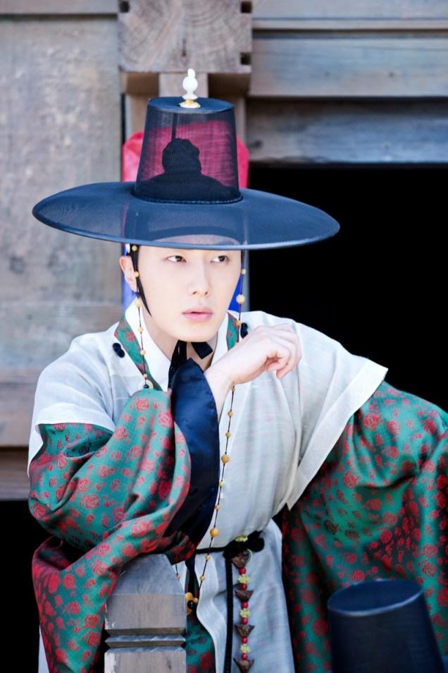 2014 7 29 Jung II-woo as Lee Rin, First Good Look 28