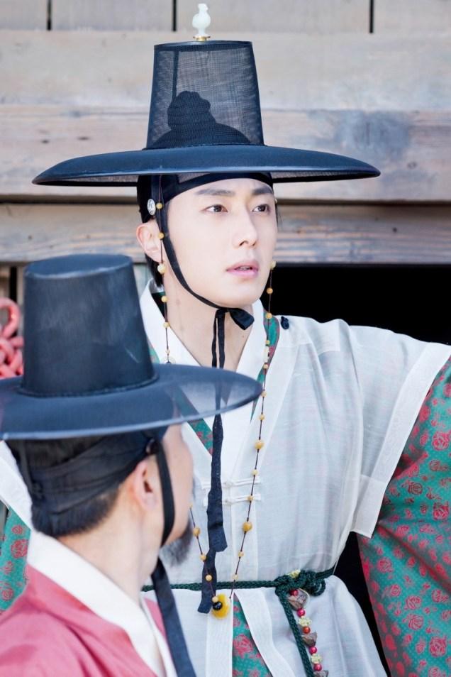 2014 7 29 Jung II-woo as Lee Rin, First Good Look 29