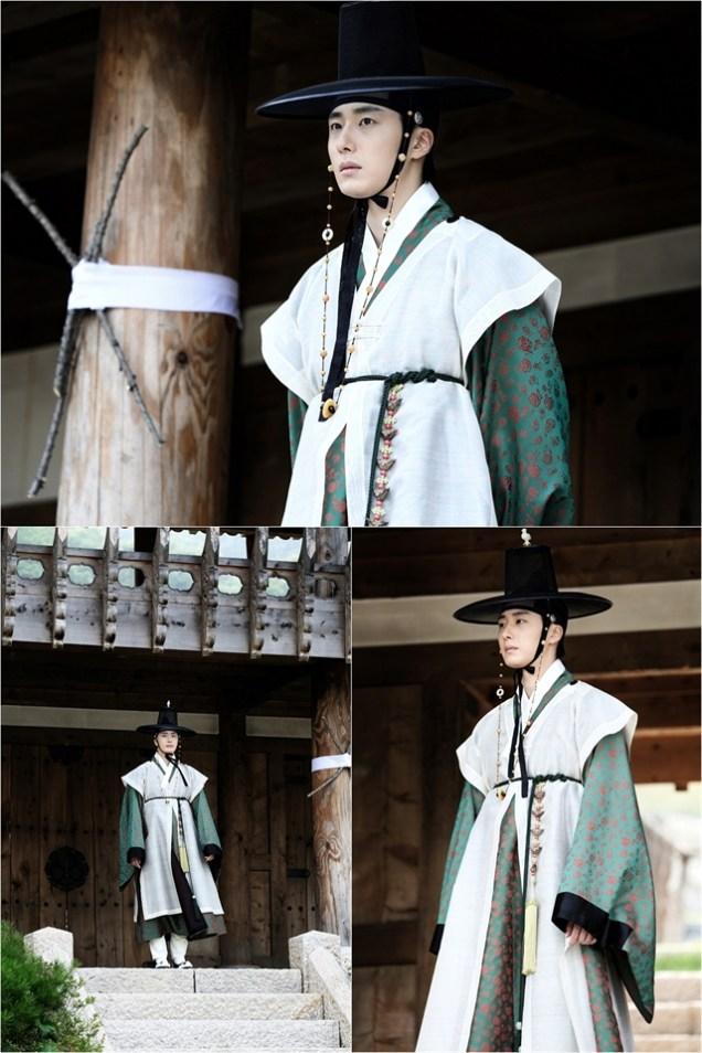 2014 7 29 Jung II-woo as Lee Rin, First Good Look 3