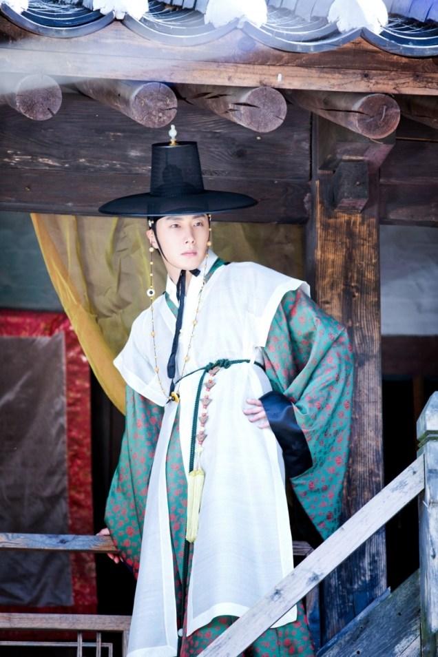 2014 7 29 Jung II-woo as Lee Rin, First Good Look 31