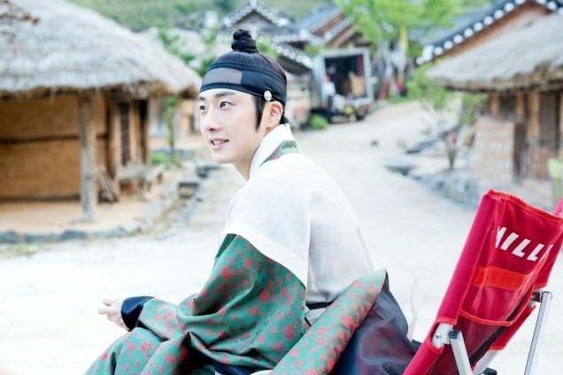 2014 7 29 Jung II-woo as Lee Rin, First Good Look 7