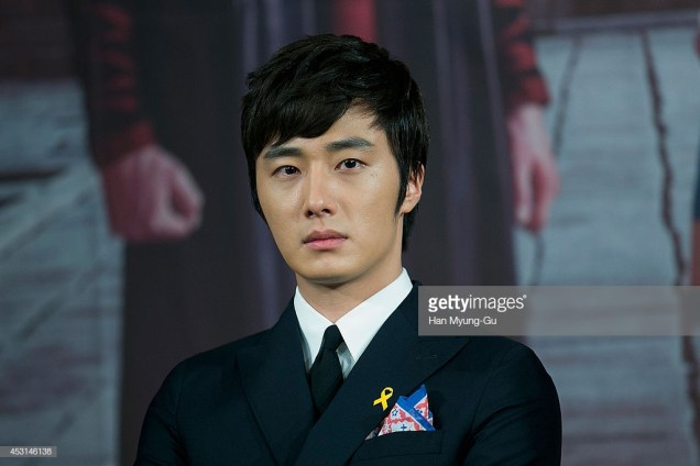 2014 7 29 Jung Il-woo at Night Watchman's Press Conference 23